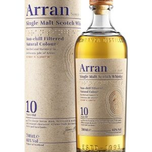 Whisky Isle Of arran 10 ans