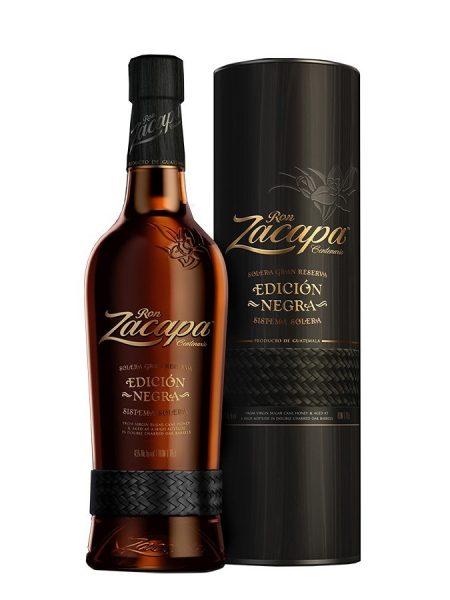 Rhum du Guatemala Zacapa Edition Negra