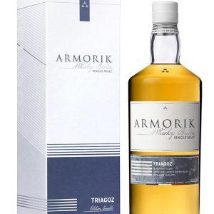 Whisky de Bretagne Armorik Triagoz édition 2020