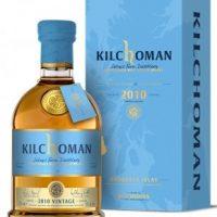 whisky d'islay Kilchoman 2010 Vintage 48%