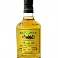 Whisky des Highlands EDRADOUR 11 ans 2008 Jamaican Rum Cask Finish 56,7%
