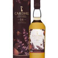 whisky du speyside Cardhu 14 ans 55% special release 2019