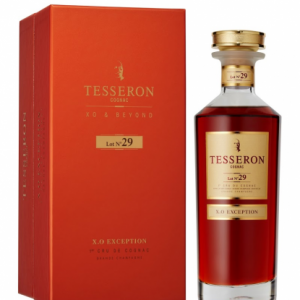 Cognac Grande champagne Tesseron lot 29 cognac xo perfection