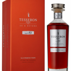Cognac Grande Champagne Tesseron lot 53 xo perfection 40%
