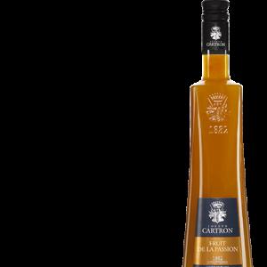 Cartron liqueur de fruit de la passion 70cl 25%