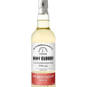 WHISKY DES HIGHLAND GLEN GARICOH 2011 VERY CLOUDY SIGNATORY VINTAGE 40%