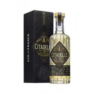 Citadelle reserve gin vieillit Maison Pierre Ferrand 45,2%