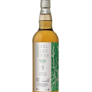 Whisky du Speyside Miltonduff 9 ans 2009 collective 3.0 Signatory Vintage 43%