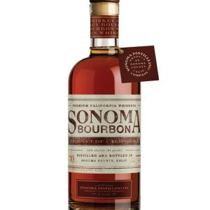 Whisky de Californie Sonoma Bourbon