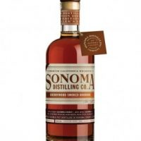 Whisky de Californie Sonoma Cherrywood Smoked Bourbon 47,8%