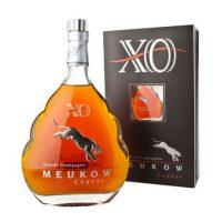 Cognac Meukow XO Grande Champagne la marque à la panthère