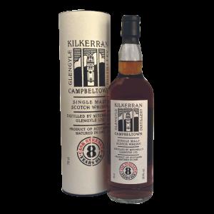 whisky de Campbeltown kilkerran-8-ans-xeres-56,9%