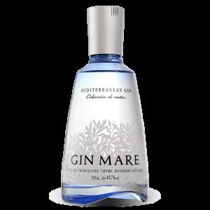 Gin Mare produit en Espagne gin Méditérranéen 70cl 42,7%