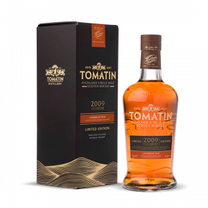 Tomatin 10 rum cask finish