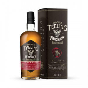 WHISKY IRLANDAIS TEELING MARGAUX WINE CASK SOMMELIER SELECTION 46%