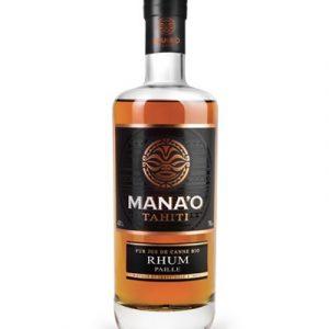 Tahiti Mana'o Rhum ambré 43%