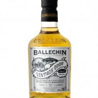 Whisky des Highlands Ballechin 2009 Vintage Bourbon