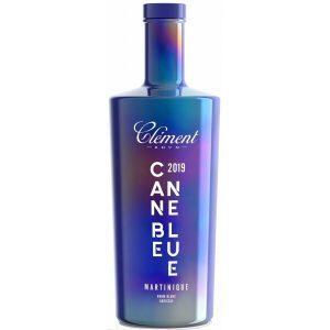 Rhum de Martinique Clément canne bleu 2019