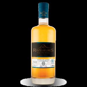 Whisky de Lorraine ROZELIEURES FUT UNIQUE HSE 43%
