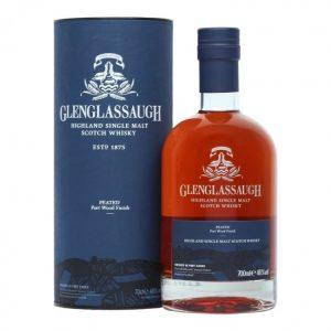 WHISKY DES HIGHLANDS Glenglassaugh Peated Port Finish