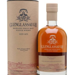 whisky d'Ecosse Glenglassaugh Pedro Ximenez 46%