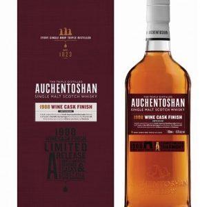 Whisky des Lowlands Auchentoshan 1988 Wine Bordeaux Finish 47,6%