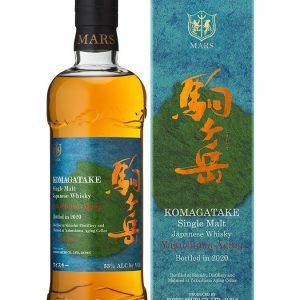 whisky Japonais MARS Komagatake Yakushima Aging 2020