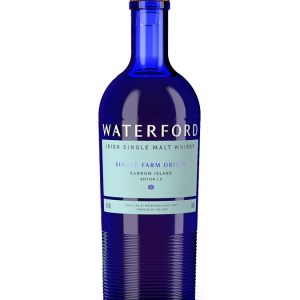 Whisky Irlandais Waterford Single Farm Origin Bannow Island Edition 1.2