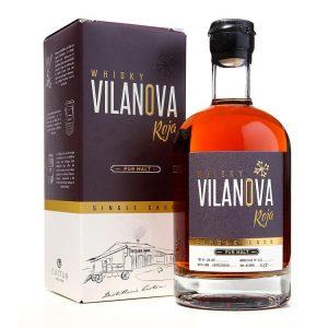 Whisky français Vilanova Roja