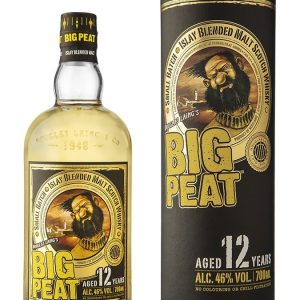 Whisky d'Islay Big Peat 12 ans 46%