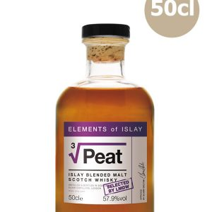 Whisky d'Islay Elements of Islay Peat Cubed Root French Connections 57,9% ( format 50 cl )
