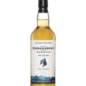 whisky d'Islay BUNNAHABHAIN MOINE 10 ans 2011 Islay Selection S.V 46%