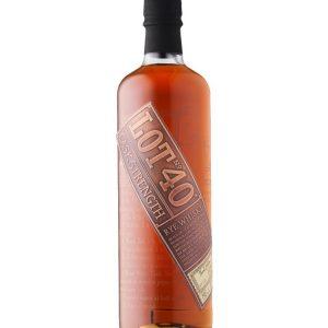 whisky du canada Lot 40 Cask Strenght - Rye Whisky 57%