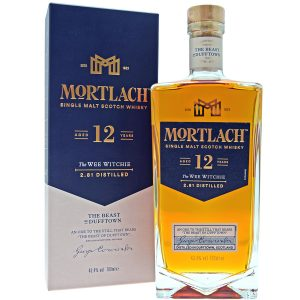 Whisky du Speyside Mortlach 12 ans The Wee Witchie 43,4%