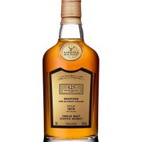 whisky du Speyside Mosstowie 40 ans 1979 G&M 125th anniversary
