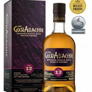 ¨whisky du Speyside glenAllachie 12 ans 46%