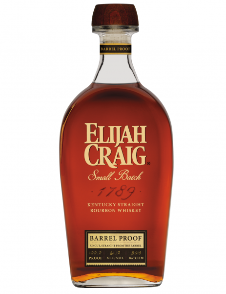 Whisky Américain Elijah-Craig-barrel-proof 61,1%