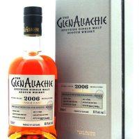Whisky du Speyside GlenAllachie 2006 Port Pipe Single Cask 14 ans 60,1%