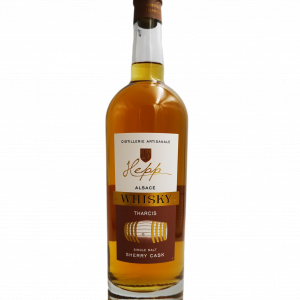 whisky d'alsace Hepp Tharcis Sherry Cask 42%