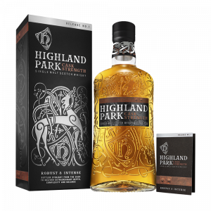 Whisky des Orcades Highland Park Cask Strenght
