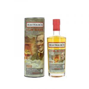 whisky tourbé du Speyside Macnair's Lum Reek Peated - Blend 46%