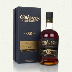 Whisky du Speyside glenallachie 30 ans batch 1 48,9%
