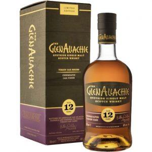 whisky du Speyside GlenAllachie 12 ans Chinquapin Oak Finish 48%