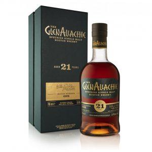 Whisky d'Ecosse GlenAllachie 21 ans Batch 1 51,4%