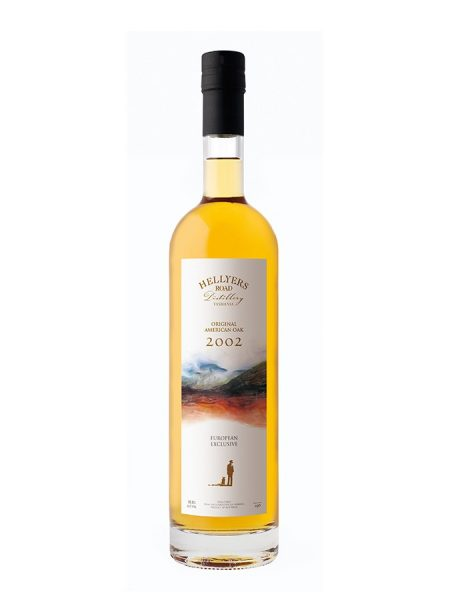 Whisky de Tasmanioe HELLYERS ROAD 18 ans 2002 60,6%