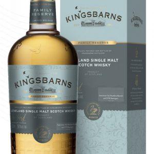 Whisky des Lowlands Kingsbarns Family Reserve