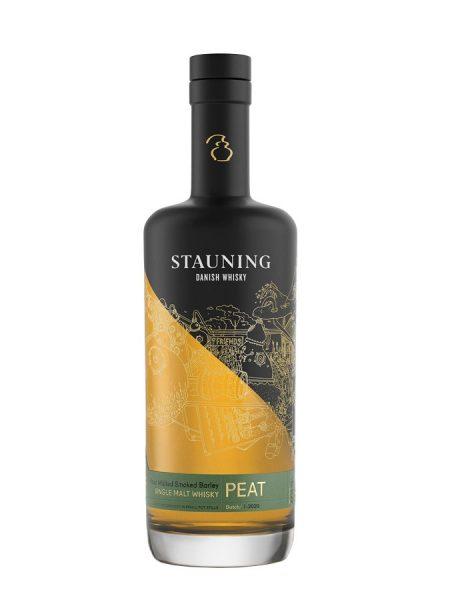 Whisky du Danemark Stauning Peat