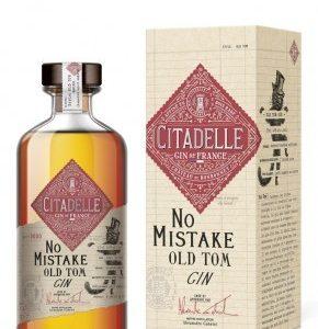 Gin de Charente CITADELLE No Mistake Old Tom Gin 46% 50cl
