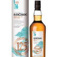 Whisky des Highlands Ancnoc 16 ans 125ème anniversaire 56,3%