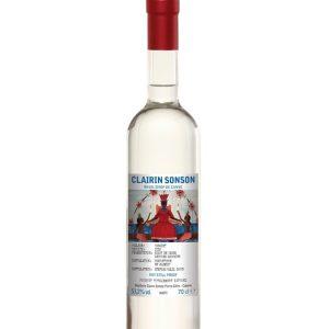 Rhum blanc de Haïti CLAIRIN 2018 SONSON 53,2%